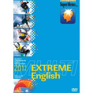 Extreme English 2011 Multi 5w1 (1xDVD) - SINS