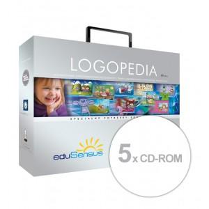 Logopedia - pakiet podstawowy - EduSensus