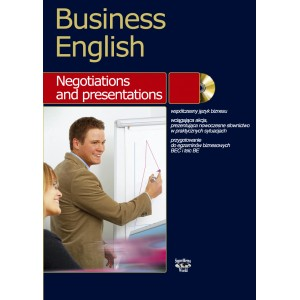 Negotiations and presentations (podręcznik + płyta) - Business English