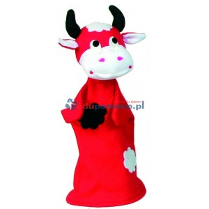 Krowa - pacynka