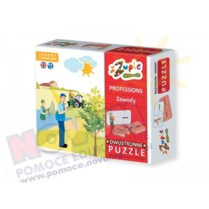 Zawody - puzzle polsko-angielskie