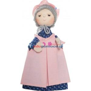 Babcia - pacynka