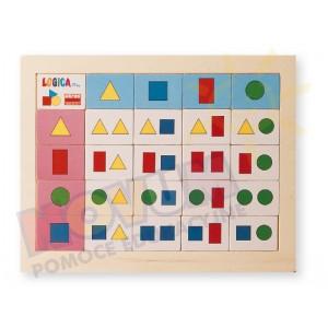 Kształty geometryczne II