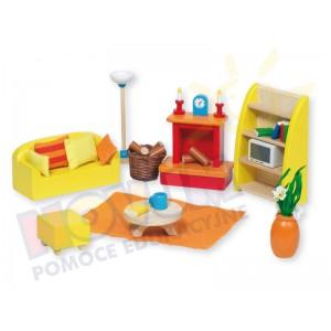 Minimebelki LUX - pokój