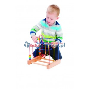 Roller Coaster - labirynt