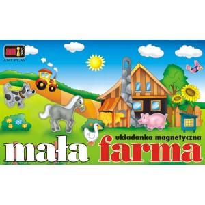 Mała farma - układanka magnetyczna