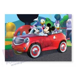 Miki i spółka - puzzle