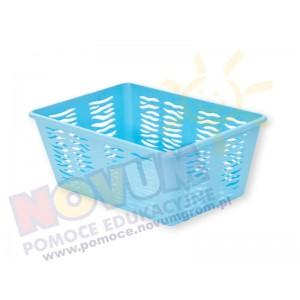 Koszyk Zebra Z4 - kolor niebieski