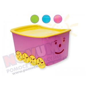 Pojemnik smiley box, 52L