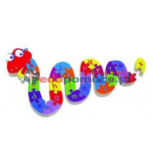 Wąż - Układanka