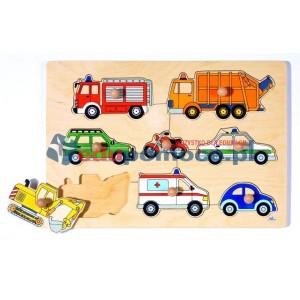 Środki transportu II - nakładanka
