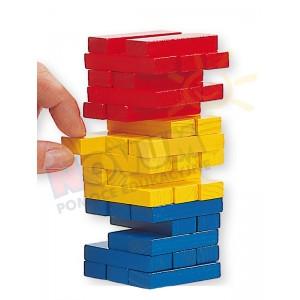 Kolorowe beleczki 45 elementów