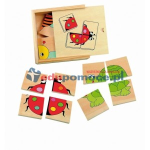 Biedronka - puzzle