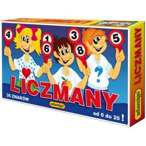 Liczmany - lizaki