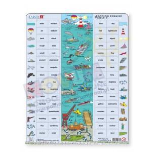 Puzzle do nauki angielskiego 8