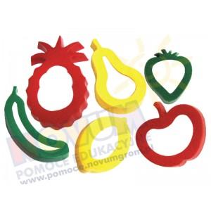 Owoce - foremki