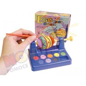 Plastikowa podstawka do malowania jajek
