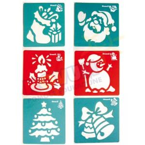 Boże Narodzenie - szablony