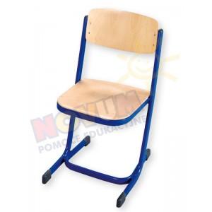 Krzesełko typu MST wysokość 26 cm