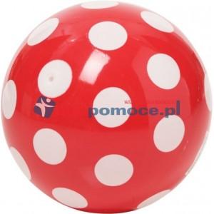 Piłki w kropeczki śr.14cm