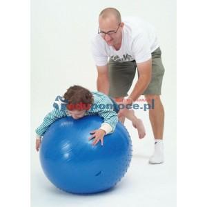 Piłka do masażu z wypustkami