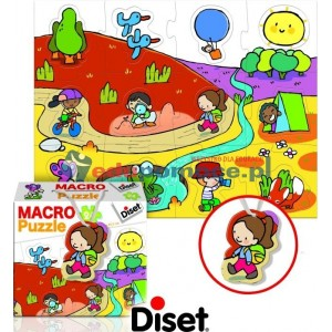 Natura - Makropuzzle
