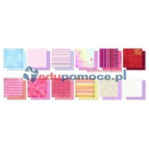 Romantyk - zestaw kolorowego papieru