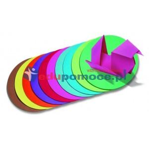 Papier do składania okrągły