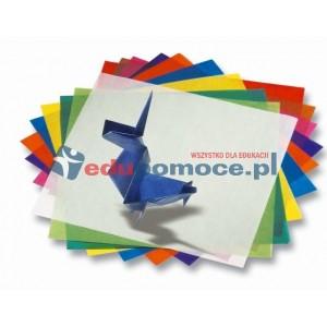 Papier transparentny do składania