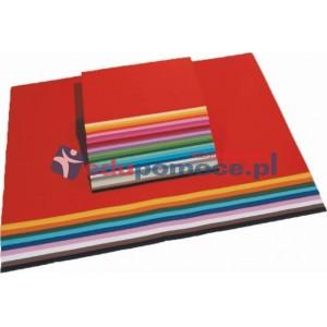Gruby papier rysunkowy, 25 kolorów