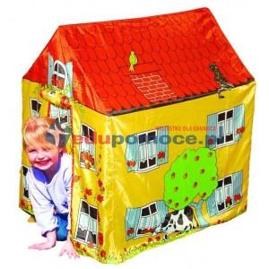 Wesoły domek - namiot