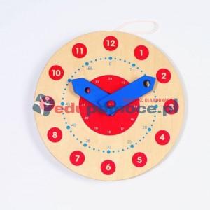 Zegar z minutami