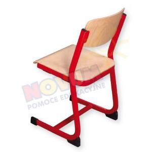 Krzesełko typu LT wysokość 43 cm