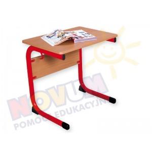 Stolik pojedynczy typu LT wysokość 59 cm