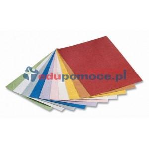 Włóknisty papier