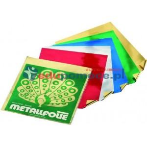 Folia metalowa kolorowa