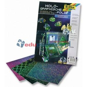 Samoprzylepna folia holograficzna