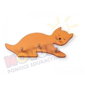 Wieszak - kot