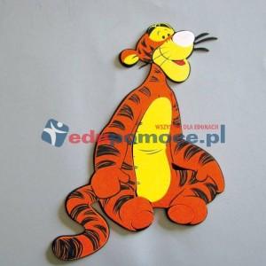 Tygrysek siedzący