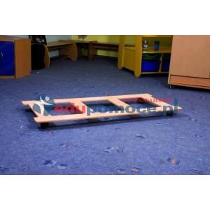 Platforma do leżaków