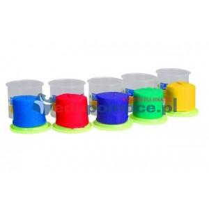 Ciastolina fluorescencyjna