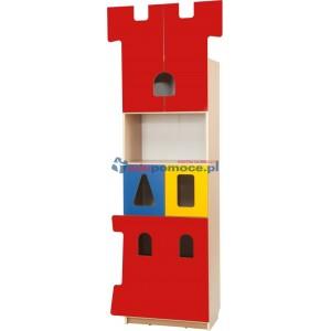 Wieża lewa - Zestaw zamek