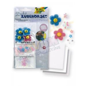 Kwiatek - materiały dekoracyjne
