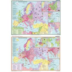 DUO II Wojna Światowa 1939-41 / 1942-45 - tablica ścienna