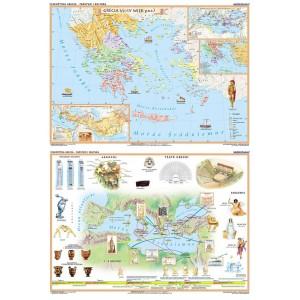 DUO Starożytna Grecja - państwo i kultura - tablica ścienna