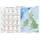 DUO The tenses active voice - The British Isles Physical