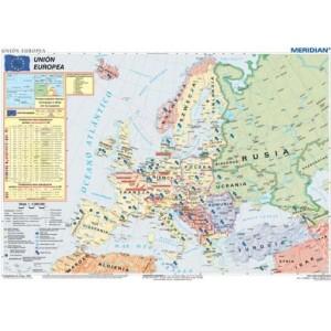 Union Europea - tablica ścienna