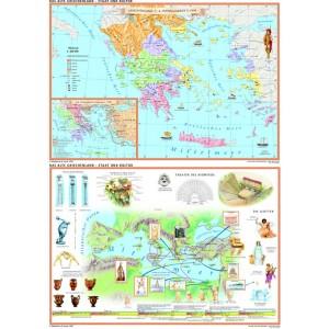 DUO Das alte Griechenland - tablica ścienna