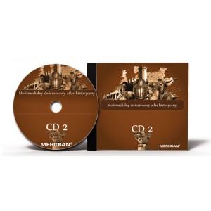 Multimedialny ćwiczeniowy atlas historyczny CD 2