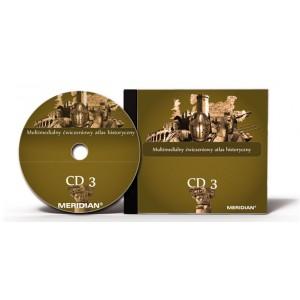 Multimedialny ćwiczeniowy atlas historyczny CD 3